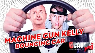 Cauet et Machine Gun Kelly font du Bouncing Car en direct  - C'Cauet sur NRJ