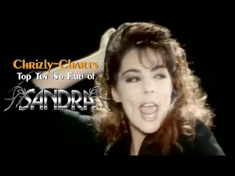 Chrizly-Charts TOP 10 [Retro]: Best Of Sandra