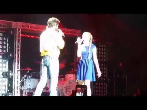 Thomas Rhett & Danielle Bradbery