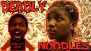 This African Hood Movie Is About Deadly Ramen Noodles Or Is It???