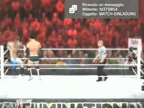 El Pelucas (ESP) vs Lars (GER) Wrestling match