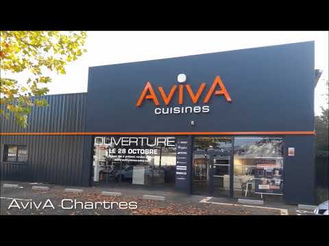 AvivA Cuisines, C'est Plus De 60 Magasins Dans Toute La France ...