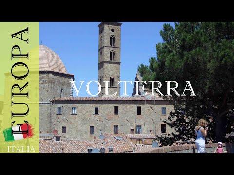 Volterra ciudad de vampiros   ITALIA #5