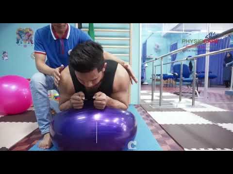 Mr.Arif Khalil - Mr. Strongman Malaysia : Sports Injury Rehab. Sports Physiotherapy