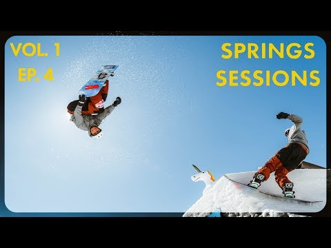 Seven Springs presents Springs Sessions – Volume 1: Episode 4