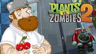 Plants vs. Zombies™ 2 - PopCap Far Future Day 15 Walkthrough