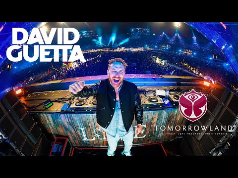 Listen David Guetta live Tomorrowland 2019