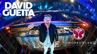Download David Guetta live Tomorrowland 2019