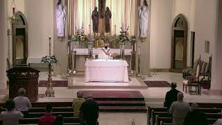 4.30.21 Daily Mass at St. Joseph's