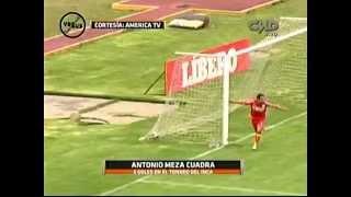 sport huancayo 2-1 alianza lima, torneo del inca 2015
