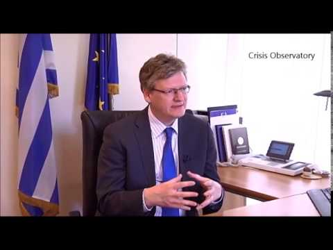Interview of European Commissioner for Employment, Mr. László Andor