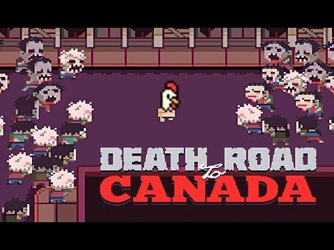Flango o Cão Policial - Death Road to Canada