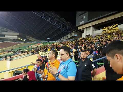 Ayuh Bangkit Bersama! Ultras Malaya | Live VLog SEA Games 2017 | Malaysia vs Brunei | Part 8