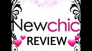 🙆NEW CHIC REVIEW/FIRST IMPRESSION🙆