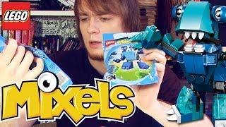 Frosticons - Обзор LEGO Mixels (Pixel_Devil)
