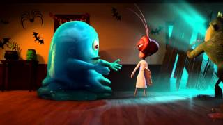 ������� ������ ����������:���� ����� ��������(Night of the living carrots) 1080HD