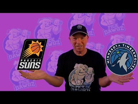 Phoenix Suns vs Minnesota Timberwolves 3/18/21 Free NBA Pick and Prediction NBA Betting Tips