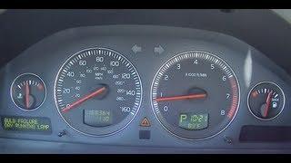 2004 Volvo XC90 - Bulb Failure Day Running Lamp
