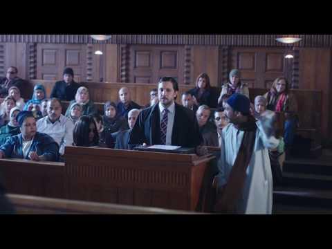 مسلسل خلصانة بشياكة - ذات مومنت لما تعتمد على شخص غبي يشهد معاك فى المحكمة
