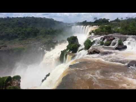 Argentina: Iguazu Falls