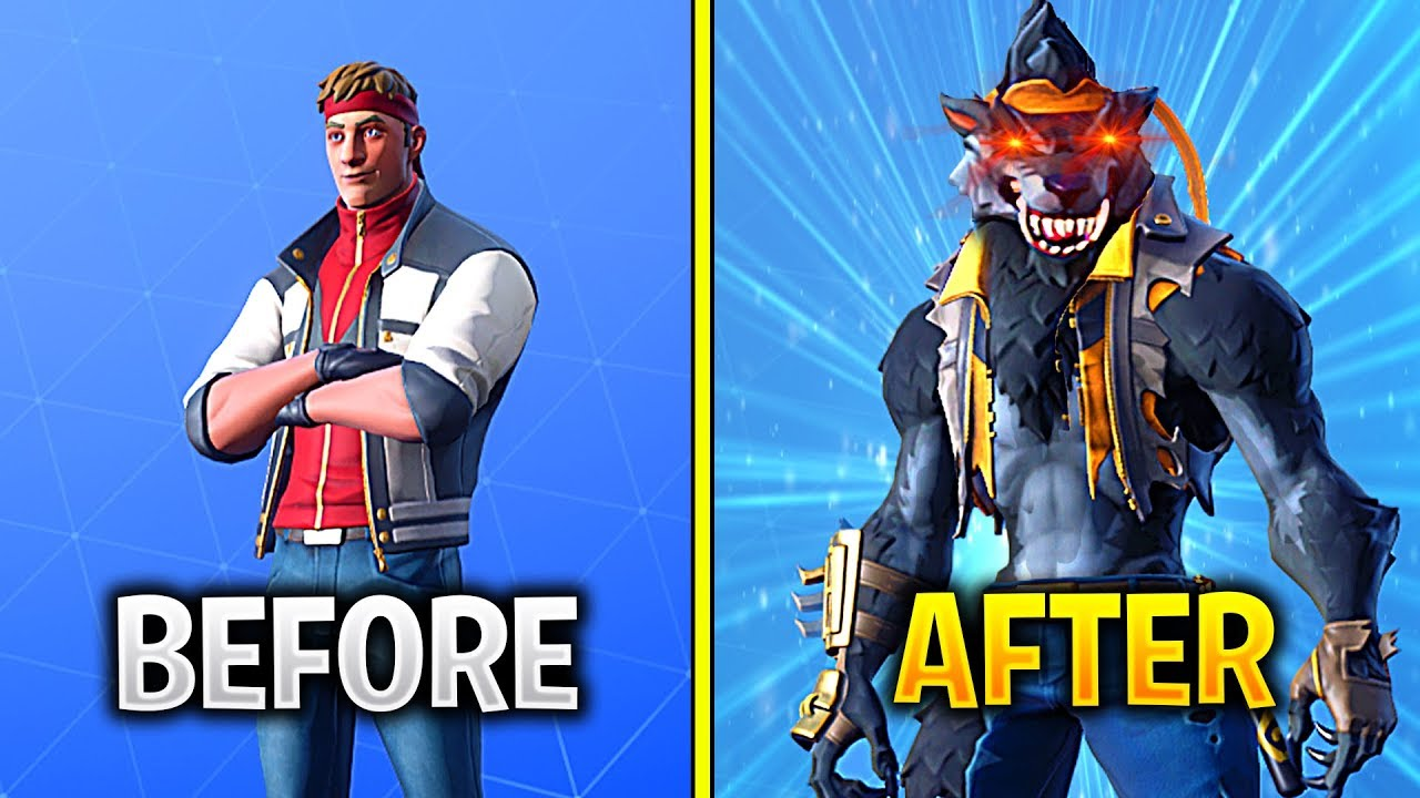 How To Unlock Max Level Dire Skin Werewolf In Fortnite Season 6