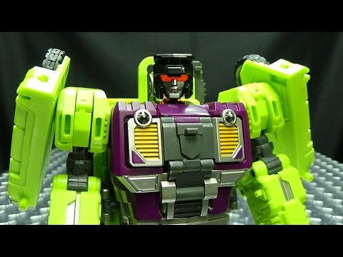 Generation Toy CRANE (Hook): EmGo's Transformers Reviews N' Stuff