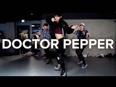 開始Youtube練舞:Doctor Pepper-Diplo X CL | 個人自學MV