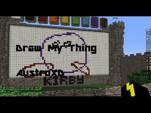 AustroXD Draw my Thing w/ Devyn!