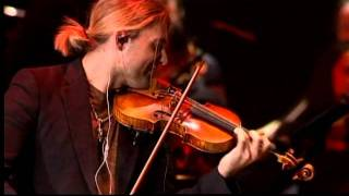 David Garrett - ROCK PRELUDE (composed by  D. Garrett and Franck Van Der Heijden).