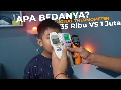 Banyak Yang Palsu & Harga Naik, Padahal Fungsinya BEDA   Cara Memilih Digital Thermometer