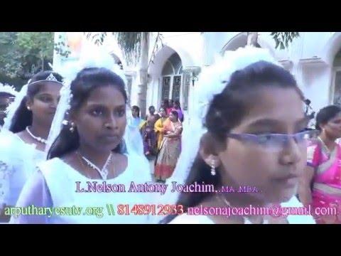 St. Mathias Church, Ashok nagar 15 /05/16