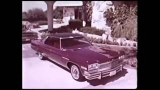 1975 Buick Electra dealer 8mm cassette