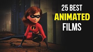 Top 25 Best Animated Movies of All Time | List Portal