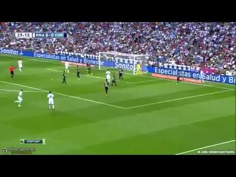Real Madrid vs Cordoba 2-0All Goals and Highlights