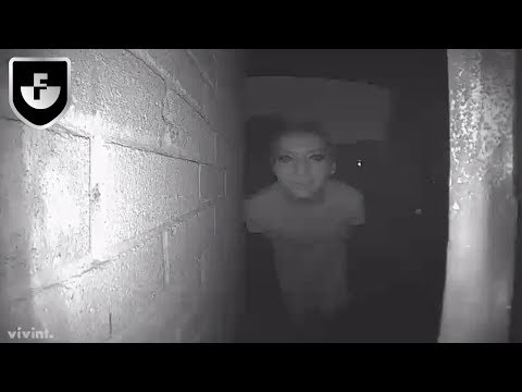 7 Creepiest Things Caught On Security Cameras