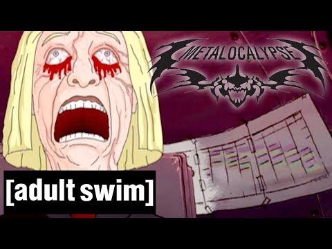 Brutalocalypse | Das Grausamste von Metalocalypse Staffel 1 | Adult Swim De