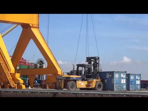 new port in Phnom Penh