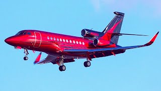 5 Fastest Private Jets