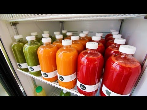 So much COLD PRESSED JUICE (food truck)