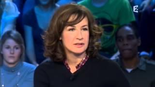 Valérie Lemercier - On n'est pas couché 25 octobre 2008 #ONPC