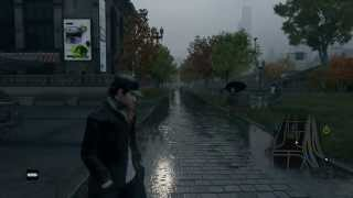 Watch Dogs PC Gameplay Max Settings 4K Render Graphics Mod [SweetFX]
