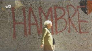 Crisis económica agudiza conflicto en Venezuela