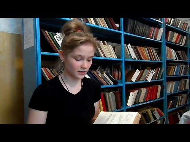 Изображение предпросмотра прочтения – ЕвгенияТитова читает отрывок изпроизведения «Обломов» И.А.Гончарова