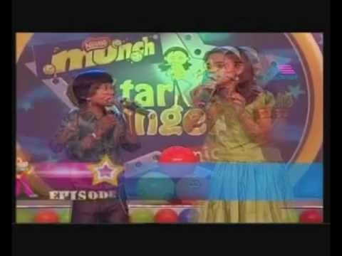 Poornashree & Vishnu duet - Gopika Vasantham [longer remix + Lyrics]