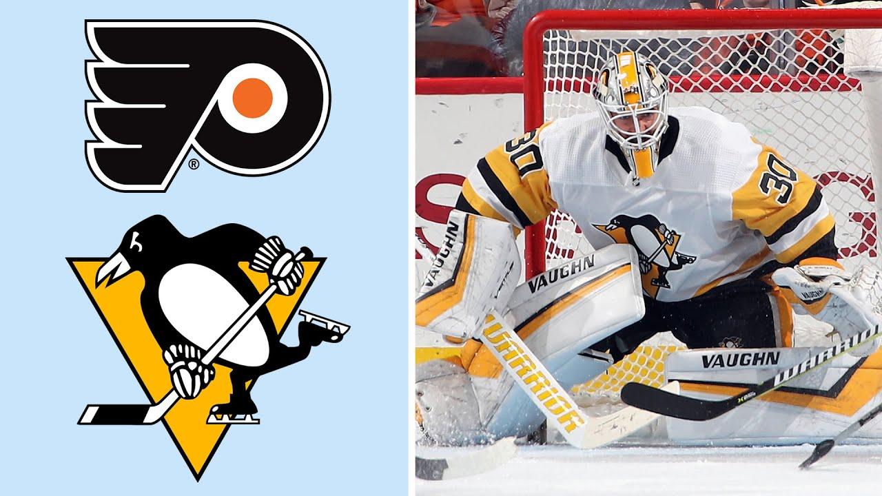 Pittsburgh Penguins vs. Philadelphia Flyers | EXTENDED HIGHLIGHTS | 2/11/19 | NBC Sports