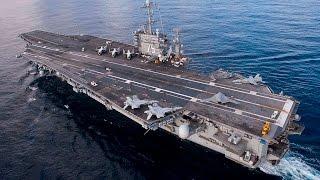 واشنطن وجهت 35 ضربة ضد داعش من حاملة الطائرات ترومان