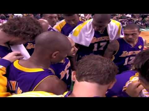 NBA Finals Game 3 2009-10, Mini-Movie
