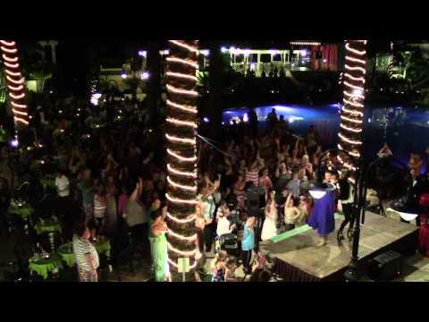 GRAN OASIS RESORT Tenerife - Top, Hat & Heels Summer Party July 2013