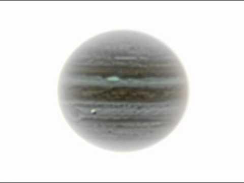 Jupiter Opposition du 30 Octobre 2011 Inversed
