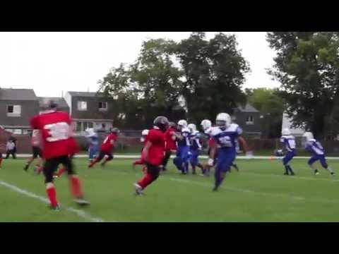 Spartans vs River East - Week 1  2014